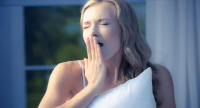 Cantagious Yawn
